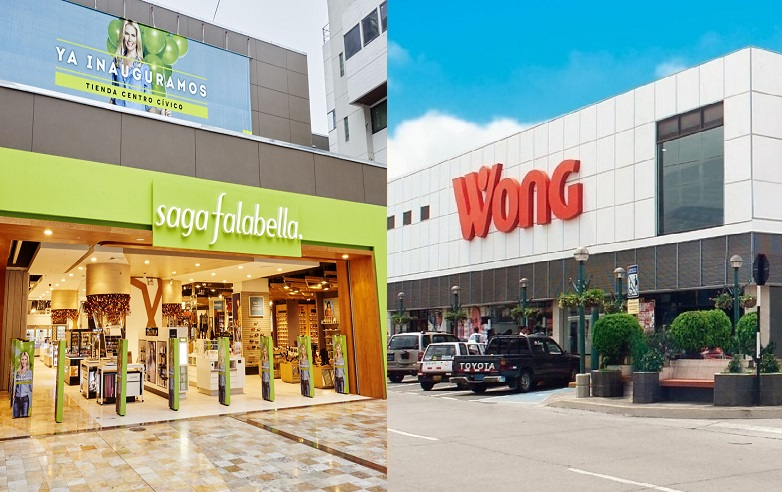 saga falabella y wong - Navidad: Wong y Saga Falabella serían los retailers más visitados por ejecutivos