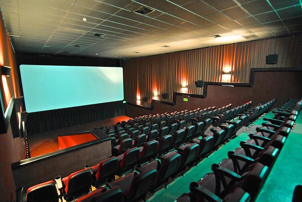 sala de cine - La expansión del cine a nuevos mercados del Perú