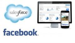 salesforce facebook 240x140 - Salesforce integra su nube de comercio con anuncios dinámicos de Facebook