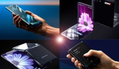 samsung 2 1 240x140 - Samsung apuesta por un smartphone plegable y cuadrado para impulsar ventas