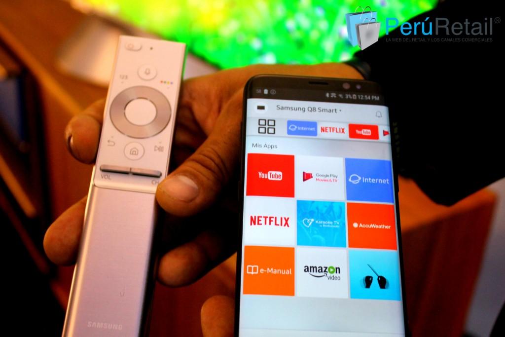 samsung 420 peru retail 1024x683 - Samsung QLED TV: Del CES 2017 a los hogares peruanos