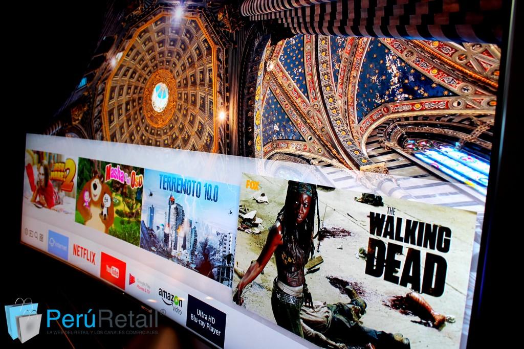 samsung 422 peru retail 1024x683 - Samsung QLED TV: Del CES 2017 a los hogares peruanos