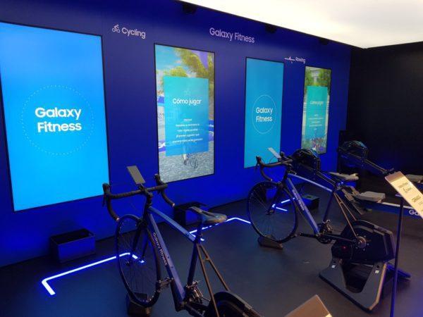 samsung 5 - Samsung Store abre tienda interactiva en España