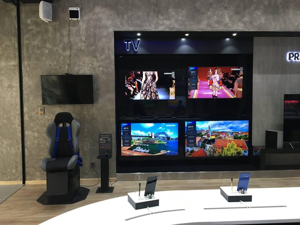 samsung bolivia 1 - Bolivia: Samsung abrió su primera tienda especializada en La Paz