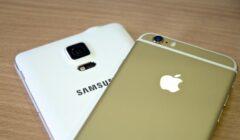 samsung y apple 240x140 - Samsung y Apple son denunciados por la radiación que emiten sus smartphones