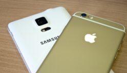 samsung y apple 248x144 - Samsung y Apple son denunciados por la radiación que emiten sus smartphones