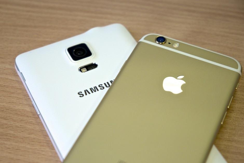 samsung y apple - Samsung y Apple son denunciados por la radiación que emiten sus smartphones