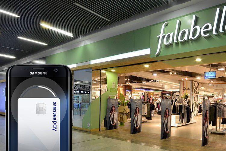 samsung y falabella - ¿Por qué se frustró la alianza de Samsung con Falabella para ingresar al sistema de pagos?