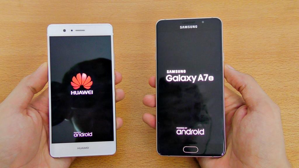 samsung y huawei 2 1024x576 - Samsung deberá pagar a Huawei más de $11 millones por infracción de patente