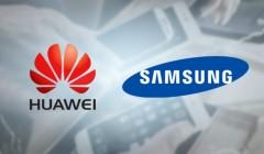 samsung y huawei 240x140 - Huawei superó a Samsung y Apple en importaciones de smartphones