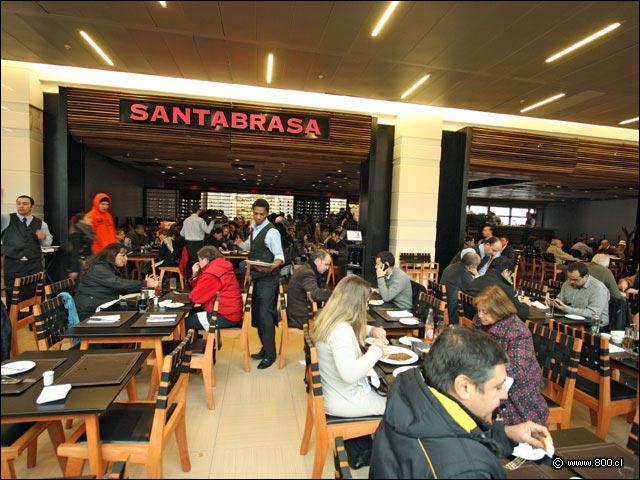 santabrasa - Civitano, propiedad del Grupo Wiese, compra la firma chilena Santabrasa