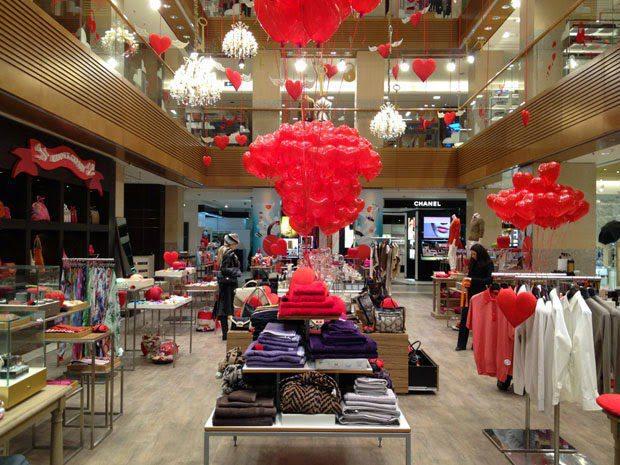 sanvalentin1 - Malls celebran San Valentín con románticas actividades
