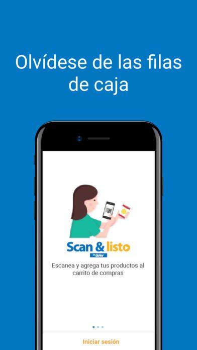 scan y listo - Chile: Walmart pone a prueba tienda al mismo estilo de Amazon Go