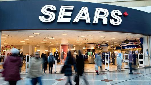 sears canadá - Sears obtiene préstamo de US$100 millones del fondo de cobertura de su CEO