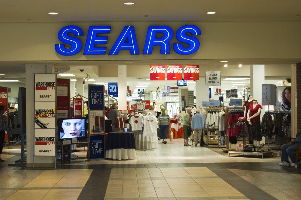 sears1 - Sears al borde de la bancarrota tras años en declive