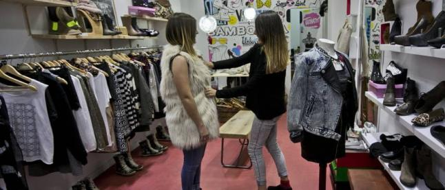 segunda mano - Millennials prefieren comprar ropa de segunda mano