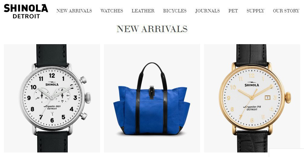 shinola web