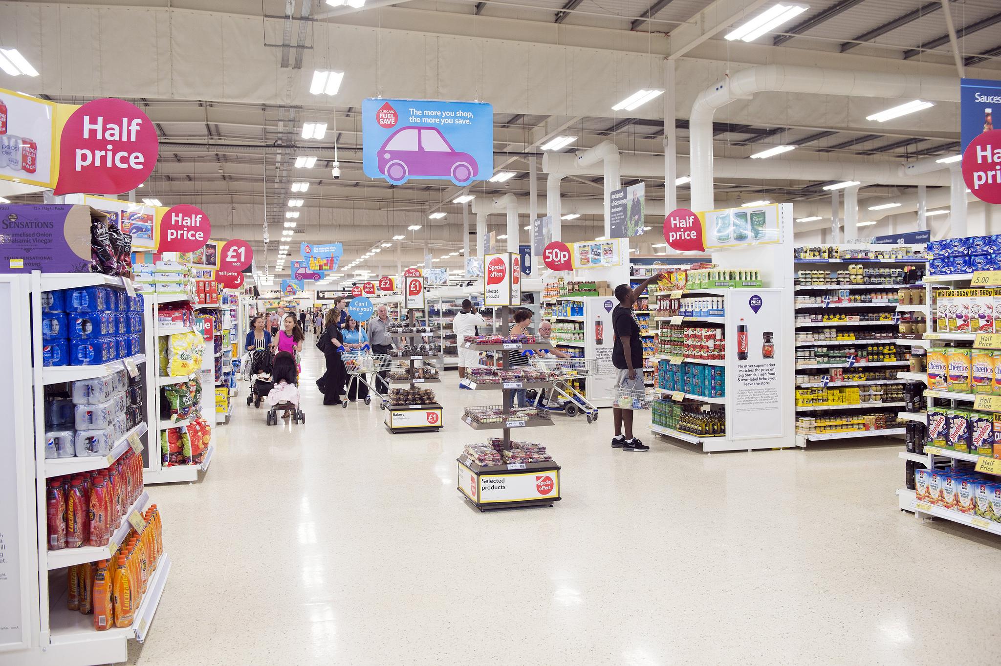 shopper marketing retail