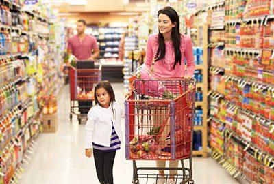 shopper peruano 1 - Los hogares peruanos se han refugiado en el consumo básico durante el primer semestre