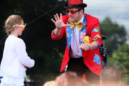 show magia - Mira aquí las actividades para el fin de semana de los malls Santa Anita y Puruchuco