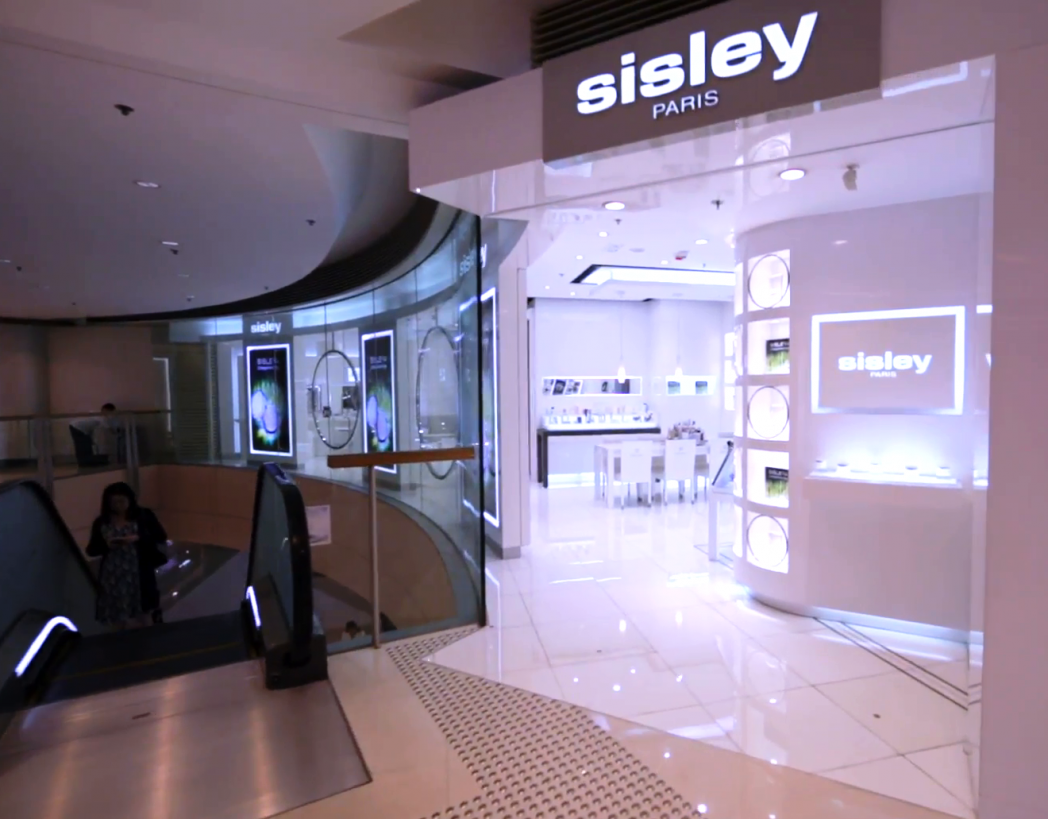 sisley store