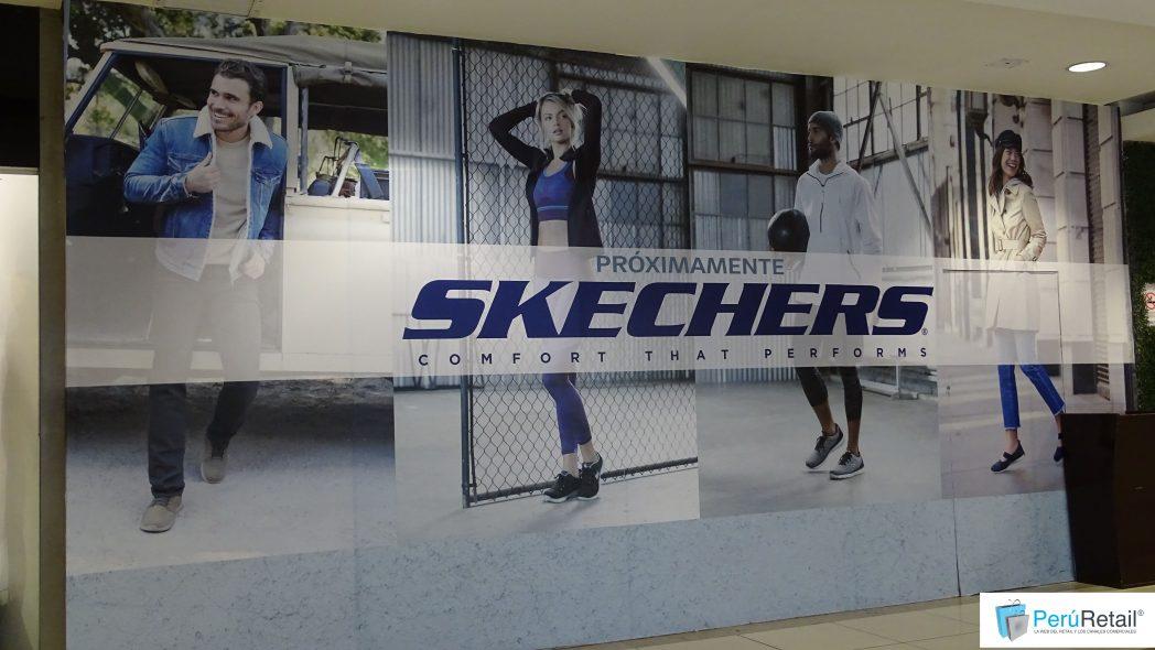 skechers perú - Perú: Skechers prepara la apertura de nueva tienda en Real Plaza Primavera