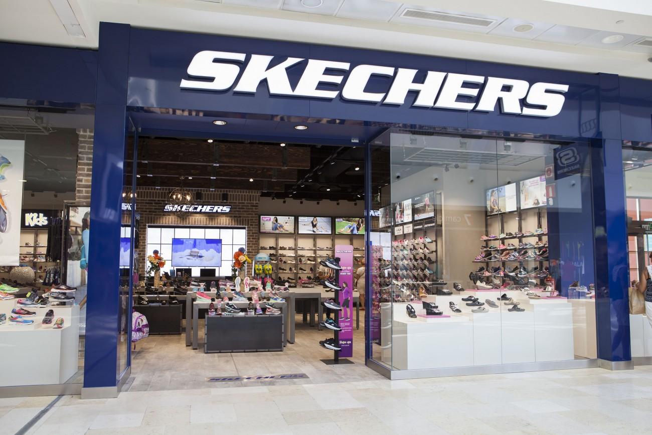 skechers - Skechers se expande en la región pese a bajar su ganancia en el primer semestre del año