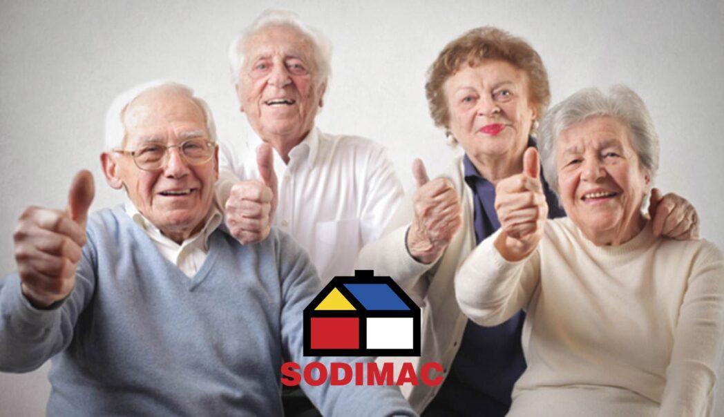 sodimac adultos mayores perú retail - Sodimac al igual que Starbucks ofrece trabajo para personas de la tercera edad