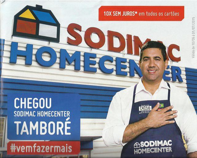 sodimac homecenter brasil