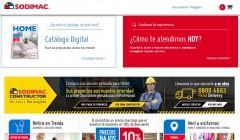 """sodimac web uy 240x140 - Falabella: """"Tenemos que adaptar nuestro modelo de negocio al ecommerce"""""""