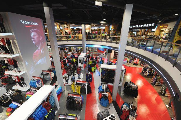 sport chek 23 - Sport Chek ofrece un nuevo concepto de tienda de deportes