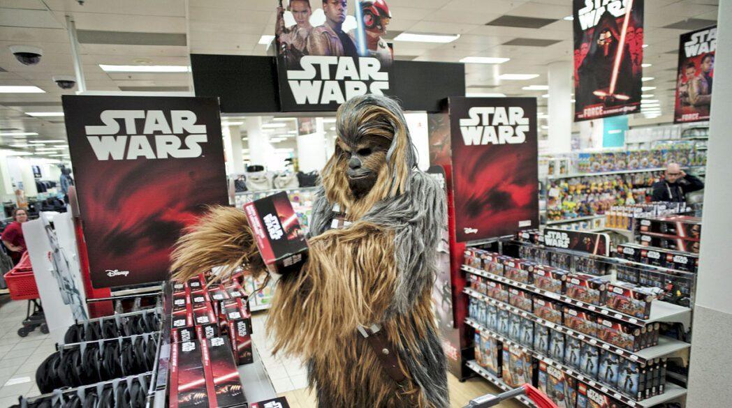 star wars 6 - Star Wars: un imperio hecho de millones por el merchandising