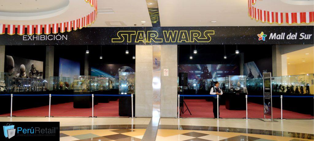 star wars mall del sur 1 peru retail  1024x462 - May the 4th be with you: Celebra el día de Star Wars en Mall del Sur