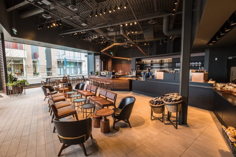 starbucks 2 - Starbucks pone en marcha ambicioso plan en China