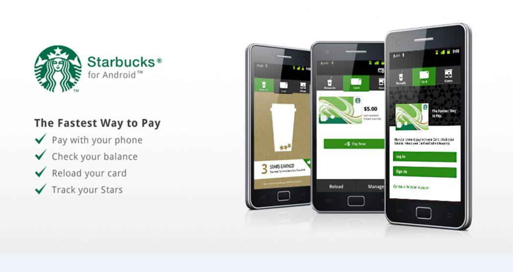 starbucks Android - Starbucks cierra su tienda online pese a la creciente tendencia ecommerce en EE. UU.