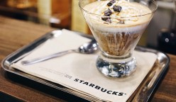starbucks affogato