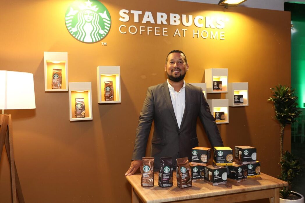"""starbucks at home 7 - """"Queremos trasladar la experiencia de una cafetería Starbucks a la conveniencia de casa"""""""