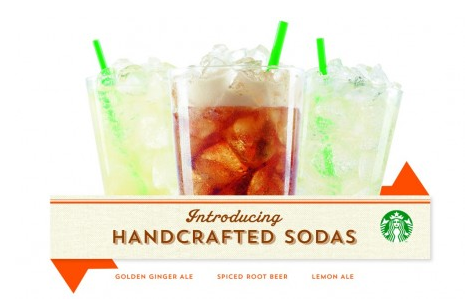 starbucks bebidas carbonatadas