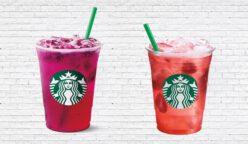 starbucks bebidas refresh 248x144 - Por verano, Starbucks Perú trae las nuevas bebidas tropicales Refresher