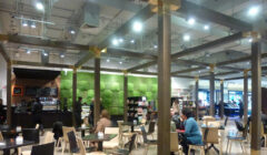 starbucks costanera center 240x140 - Starbucks inicia aperturas en tiendas departamentales Paris