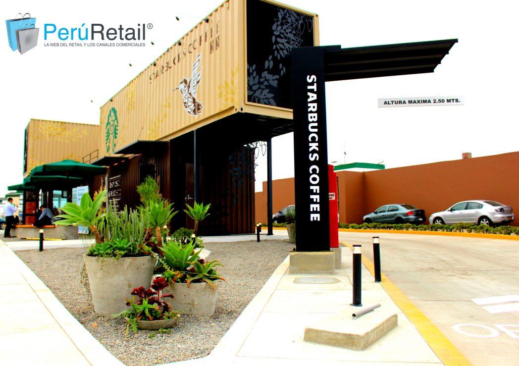 starbucks drive thru (2) - Peru Retail