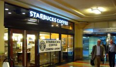 starbucks in Union Station