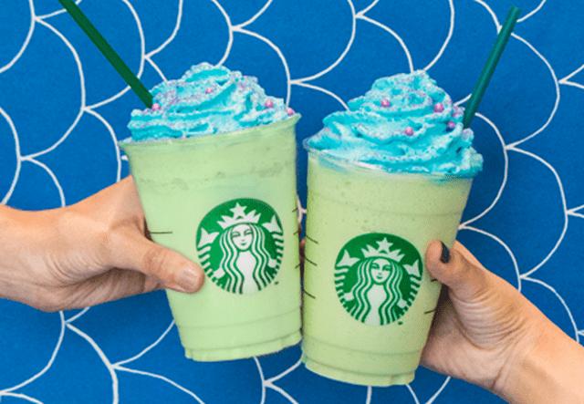 starbucks mexico mermaid frappuccino - Starbucks y el cambio en su Frappuccino para reducir las emisiones de carbono
