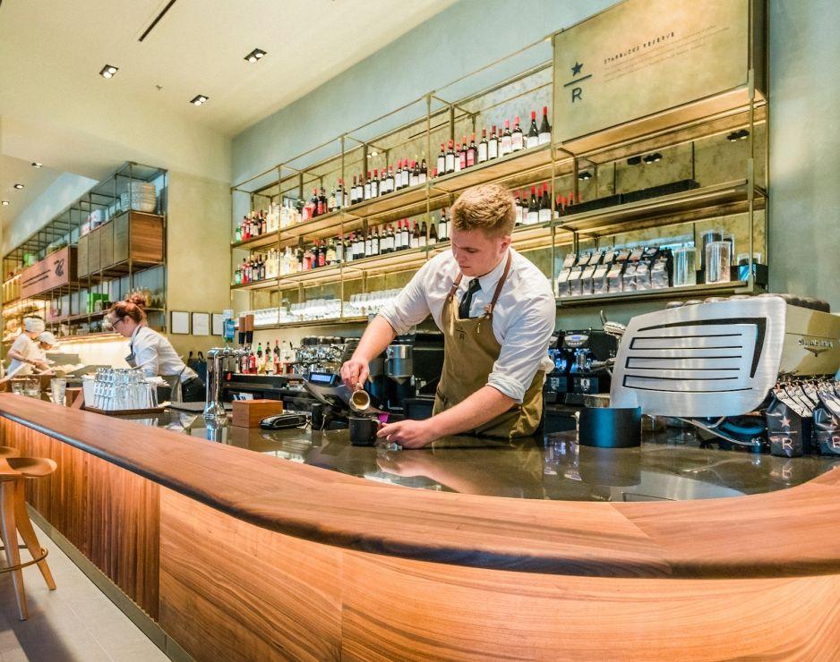 starbucks princi 8 - EE.UU: Conoce por dentro la primera panadería Princi de Starbucks Coffee