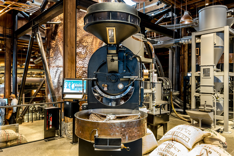 starbucks roastery seattle 4
