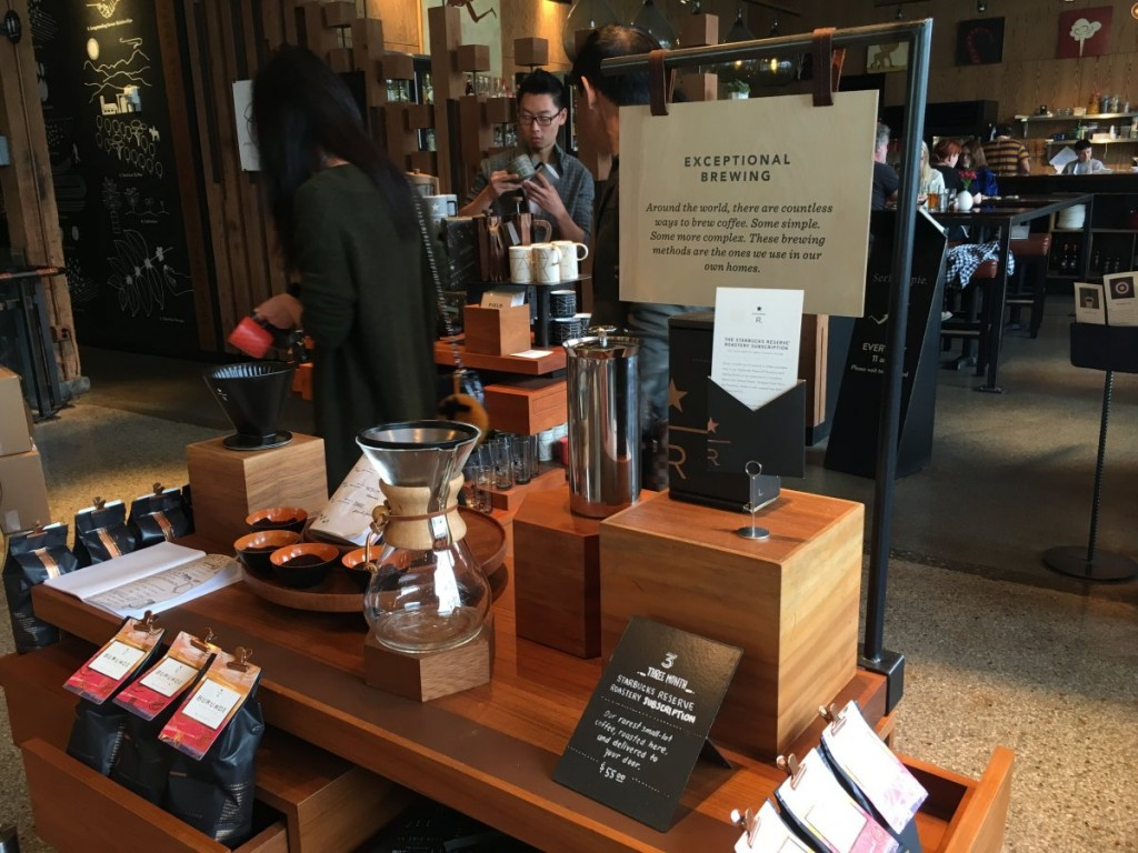 starbucks roastery seattle 8