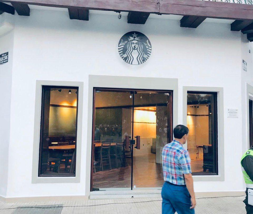 starbucks santa cruz bolivia perú retail - Bolivia: Estas son las nuevas aperturas de Starbucks en Santa Cruz