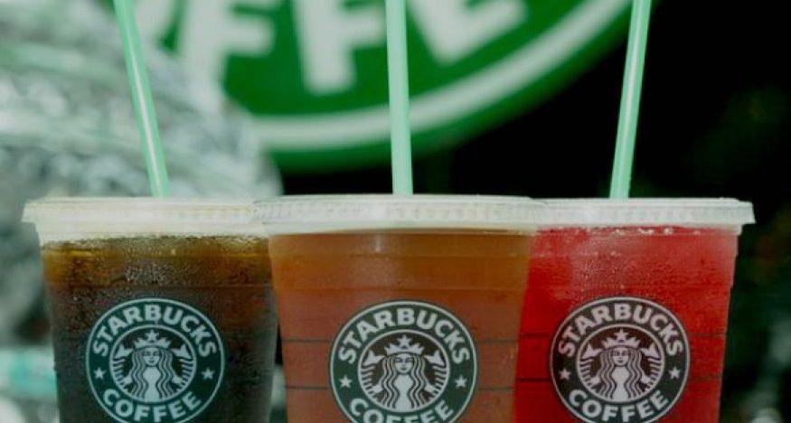 starbucks sorbetes - Starbucks dejará de usar sorbetes de plástico en todos sus locales