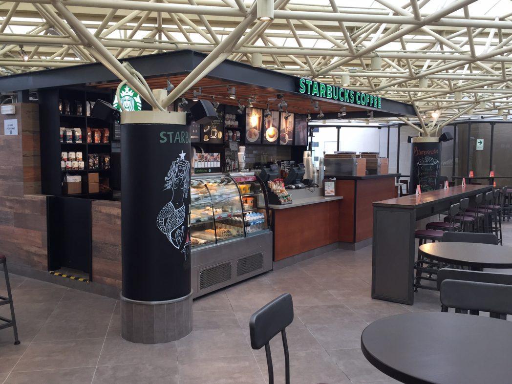 Starbucks abre un nuevo local en la Universidad de Lima