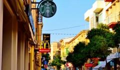 starbucks mcdonalds 2 240x140 - Starbucks superaría a McDonald's como la mejor cadena de restaurantes